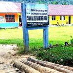 SDN Alga Dua Usai Rehablitasi RKB, Minta Dibangun Pagar dan WC