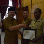Pemko Langsa Gelar Pelatihan Terpadu Dana Desa