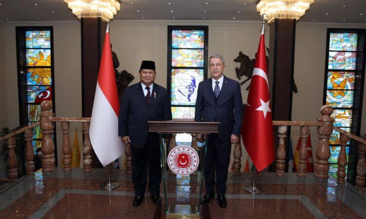 Indonesia beli penangkal torpedo dari Turki, pengiriman tahap pertama sudah tiba