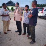 Ir. Abdullah Puteh DPD-RI Silahturahmi Dengan Nelayan Kuala Langsa