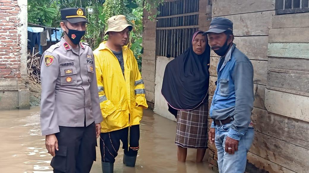 Blang Mangat Lhokseumawe Banjir lagi, 5 Desa  Terdampak