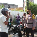 Operasi Yustisisi Serentak, Polres Lhokseumawe dan Tim Gabungan Gelar Razia dan Patroli Hunting