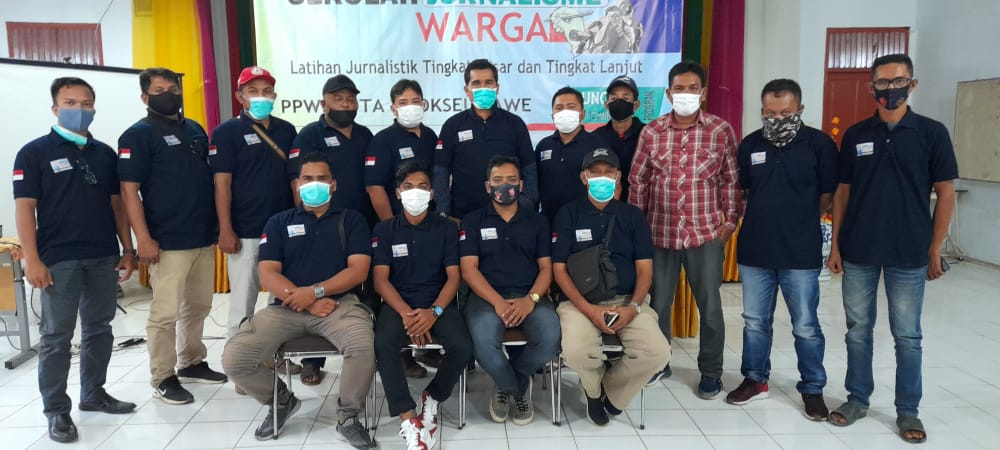 PPWI Kota Lhokseumawe Gelar Pelatihan Jurnalistik