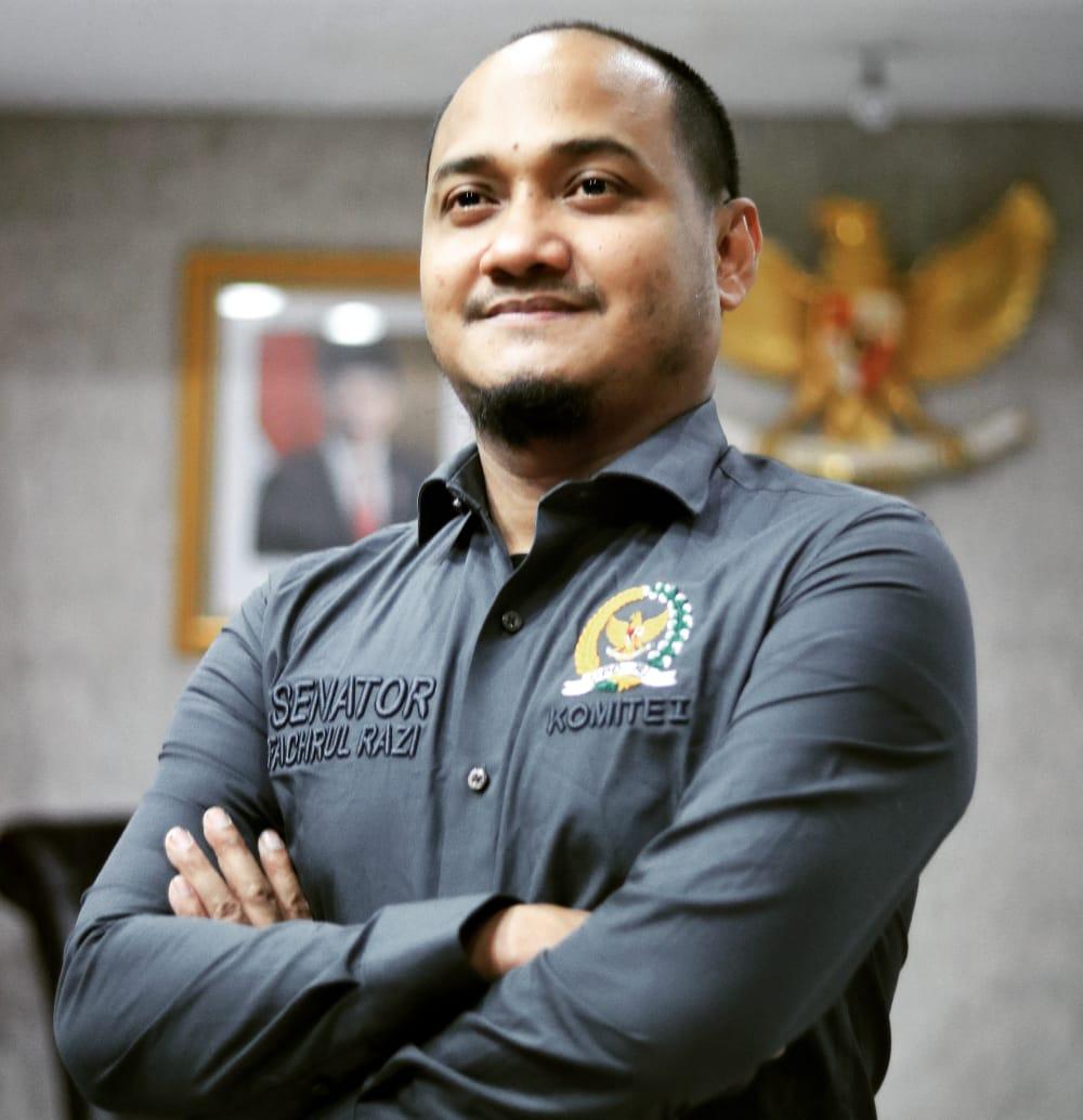 Ketua Komite I DPD RI: Revisi UU Otsus Tidak Hanya Tiga Pasal akan tetapi mampu menjawab Akar Permasalahan di Papua