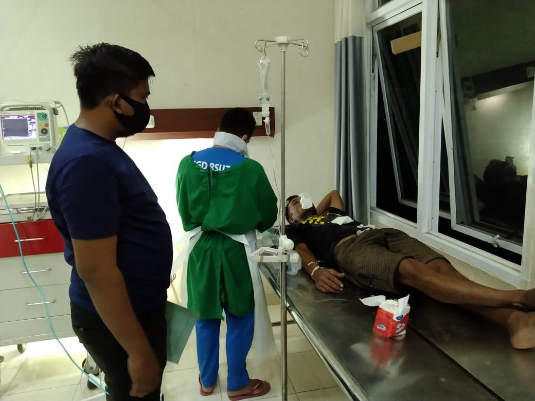 Perihal: Tindak Pidana Penganiayaan di Wilayah Hukum Polsek Idi Rayeuk