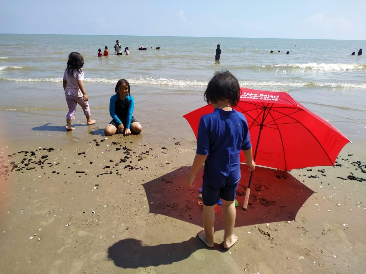 Wisata Pantai Kuala Peudawa Puntong Indah Dan Mempesona
