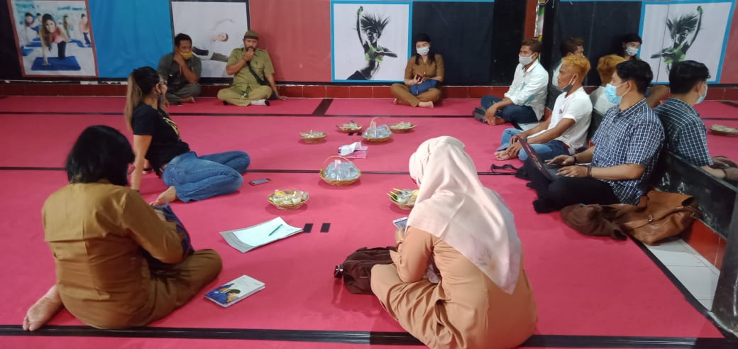 Pengurus Persatuan Senam Indonesia (PERSANI) Kab. Lombok Utara Dibentuk
