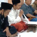 """ Masjid Jami' Lebai Sandar Lingkungan Dayan Peken Peringati Isra' Mi'raj """
