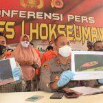 Polres Lhokseumawe Ringkus Tersangka Penggelapan Minyak Kapal MT Garuda Asia