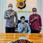 Kapolres AKBP Eko Hartanto Dukung Duta Liga Dangdut Indonesia 2021 Asal Lhokseumawe