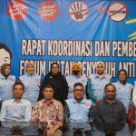 Forum Komunitas Anti Korupsi Se-Aceh. Dibentuk