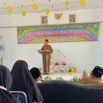 Pelantikan Pengurus Pokjawas, K2M, MGMP MA, MGMP MTs, dan KKG MI. Di Aula MAN IC Aceh Timur.