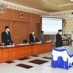 Bupati Lombok Utara Lantik Staf Ahli Ekonomi Keuangan dan Pembangunan
