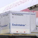 SIX MILLION DOSES OF RAW  VACCINE COVID-19 ARRIVED IN INDONESIA