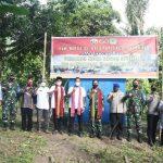 Wakil Bupati Lombok Utara Sambut Kunker Pangdam IX Udayana