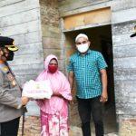 Dayah Wadil Ulum Diniyah Islamiyah Peudawa Mendapat Bantuan Sosial Dari Polri