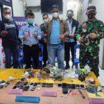 TNI/POLRI Dan Petugas Lapas Lakukan Razia Bersama Penegak Hukum Di LAPAS IIB Idi