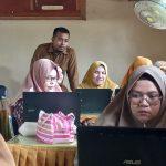 Tingkatkan Budaya Literasi Digital, MIN 2 Aceh Timur Adakan Pelatihan Guru mulai 30/4/21.