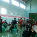 Puluhan Masyarakat Aksi Tuntut Transparansi Anggaran Desa Sukadana, Kades : Jangan Terprovokasi.