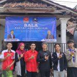 DPK PRIMA SUMBAWA, Resmikan Bala Rakyat Adil Makmur