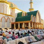 Gubernur NTB hadiri Shalat Idul Fitri di Islamic Center dengan Protokol Kesehatan yang ketat