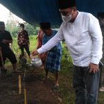 Kadis Lingkungan Hidup dan Perkim KLU Hadiri Prosesi Pemakaman ASN Pemda KLU