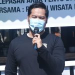 Peringati Hari Lingkungan Hidup Sedunia, Wabup Lombok Utara Lepas Tukik