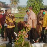 Jelang Musda DPD II Golkar Kota Bima, Bendera Partai Berkibar Sambut Ketua DPD I Prov NTB