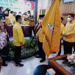 Dae Pawan : Sejarah Dalam Umur yang Relatif Muda Memimpin Partai Besar.