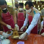 Wabup Lombok Utara Panen Raya Lebah Madu Trigona