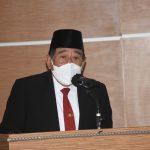 Bupati Lantik Ketua dan Pengurus GOW KLU Periode 2021-2026