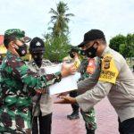 Polres Aceh Timur Menggelar Baksos Dalam Rangka Memperingati 30 Tahun Pengabdian Alumni AKPOL 1991
