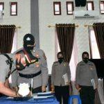 Upacara Pelantikan Serta Serah Terima Jabatan Kasat Dan Kapolsek Polres Aceh Timur