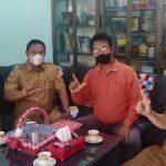 Persaudaraan Bela Diri Kempo Indonesia ( PERKEMI ) Dan Sekolah SMAN 1 Kota Langsa Sepakat Lahirkan Calon Atlet