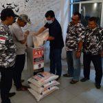 BAPERA Lancarkan Bansos Berupa Anjungan Tunai Beras (ATB) Kepada Ketua PK Langsa Baró.