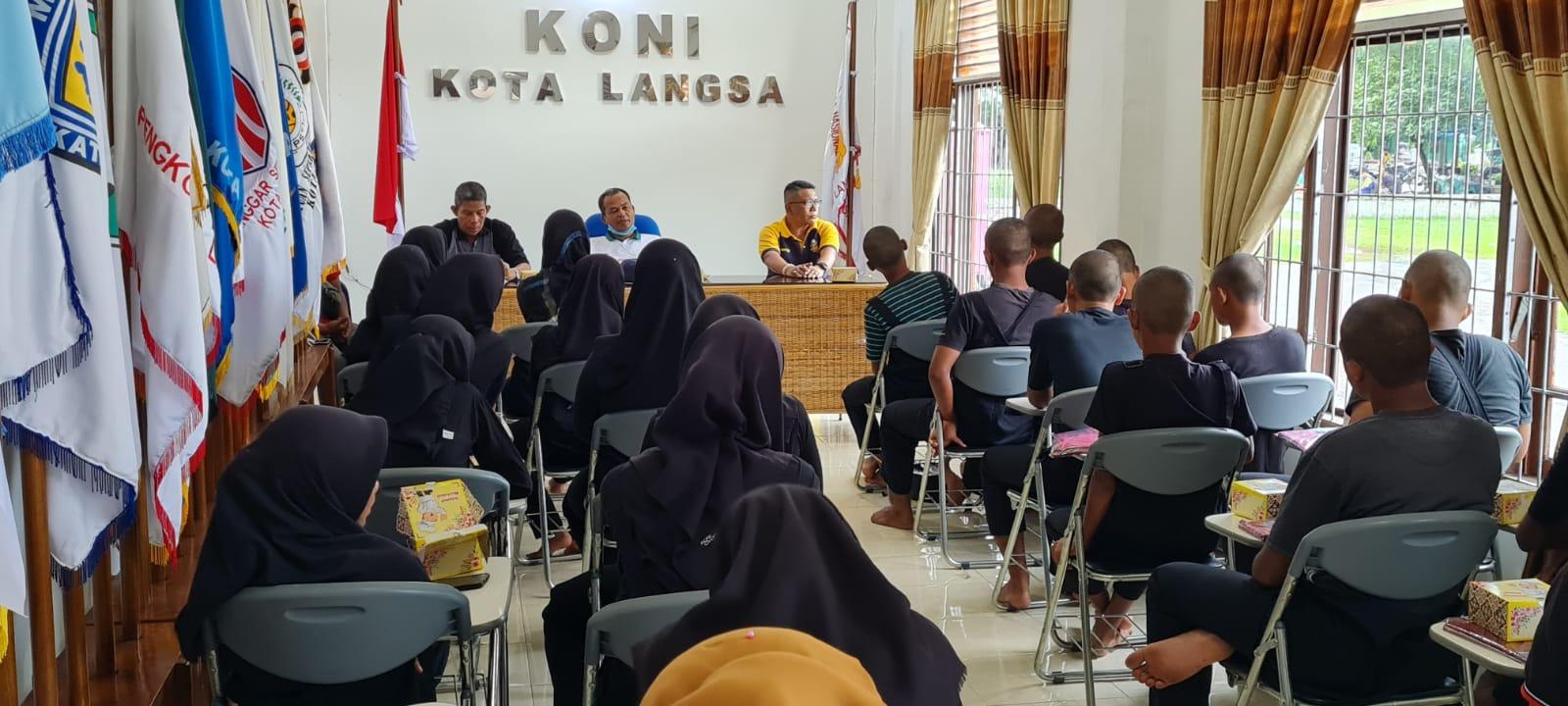 Persatuan Drum Band Indonesia (PDBI) Kota Langsa Apresiasi Bank Aceh Syariah Dan PDAM Sebagai Sponsor Jelang Pra-PORA