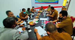 Cegah Penyebaran Covid-19, Pemerintah Kabupaten Aceh Timur Lakukan Penyekatan