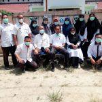 Syarifah Fauziati Menjabat Kepala UPTD Puskesmas Banda Alam