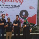 AZZAWIY PODCAST Were Succesfully Launched On Second (2nd) Azzawiy.id Anniversary