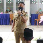 Wakil Bupati Lombok Utara Hadiri Pencanangan Vaksinasi Ibu Hamil