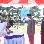 *Bupati Lombok Utara Lantik Pejabat Struktural dan Kepsek se-KLU*