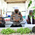 Safari Jum'at di Mesjid Zadul Mu'ad Aceh Timur