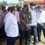 Kunjungan Menteri Kelautan dan Perikanan, Polres Aceh Timur Kerahkan 53 Personil