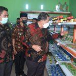 Bupati Lombok Utara Launching Klinik Pertanian dan Kukuhkan Kelompok Taruna Tani Melenial Desa Jenggala